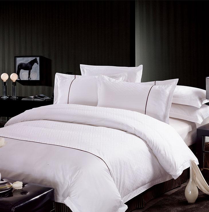 酒店必威体育官网下载厂家介绍留酒店床上用品是否有换洗?